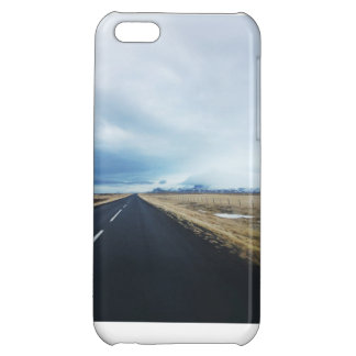 On the road in Iceland Cover For iPhone 5C