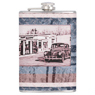 On The Road Sedan Flask