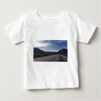 on the road to mt charleston nv baby T-Shirt