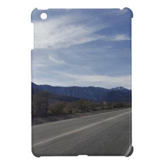 on the road to mt charleston nv iPad mini case