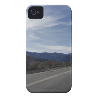 on the road to mt charleston nv iPhone 4 covers