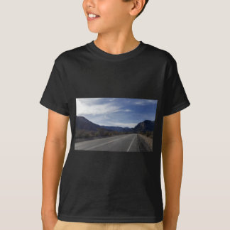 on the road to mt charleston nv T-Shirt