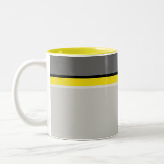 On the Road Two-Tone Coffee Mug