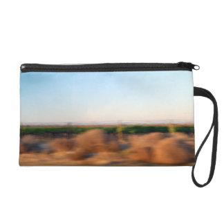 On the Road Wristlet