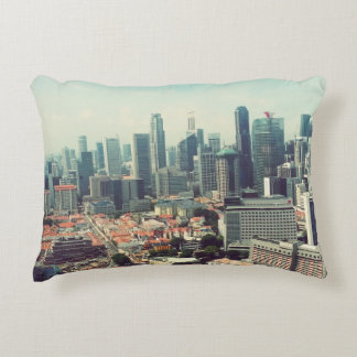 On the roofs of Singapore Accent Cushion