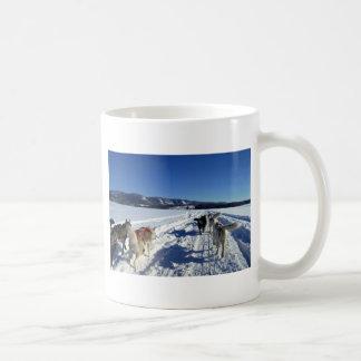 On the run coffee mugs
