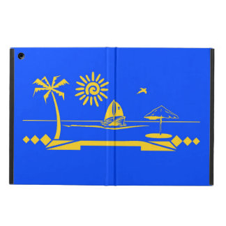 On the shores iPad air cases