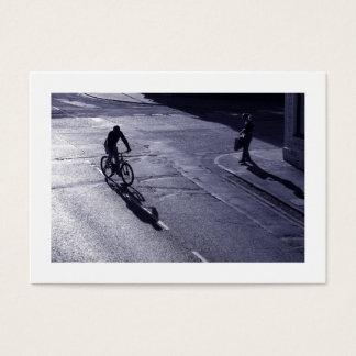 On the Sunny Side, Mini Photo Business Card