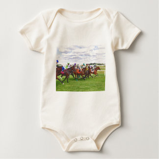 On the Turf Baby Bodysuit