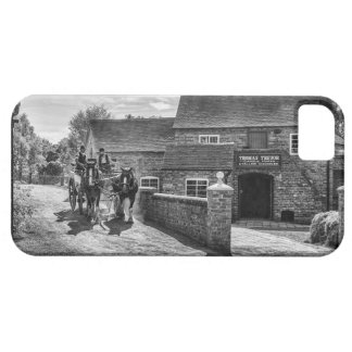 On The Way Home iPhone 5 Case