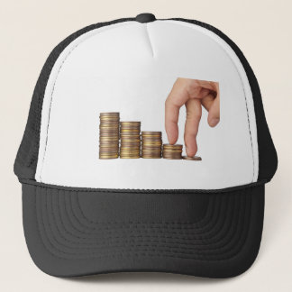 On the way to success trucker hat