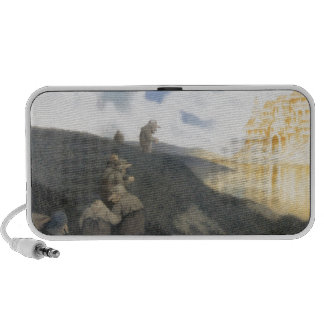 On the Way to Troll Castle Portable Speaker