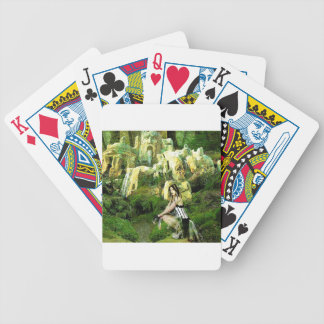 ON THE WILD SIDE BICYCLE PLAYING CARDS