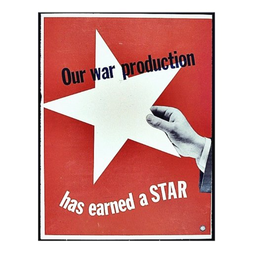 On War Production Has Earned A Star Flyer