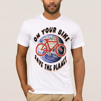 ON YOUR BIKE (light) T-Shirt