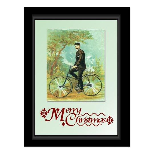 On your bike postcard