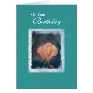 On Your, Birthday Greeting Card