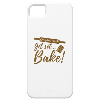 On Your Mark iPhone 5 Case