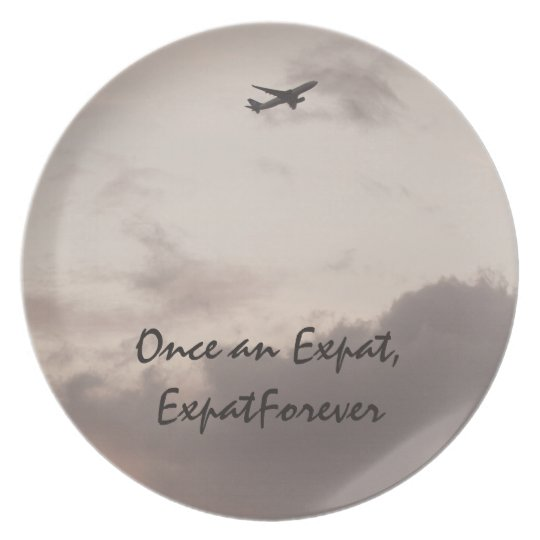 Once and Expat, ExpatForever Plate