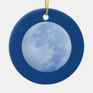 once in a blue moon friend ornament