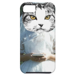 Once Kitten Now Cat iPhone 5 Case