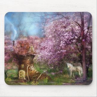 Once Upon A Springtime Mousepad