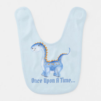 Once Upon A Time Bib