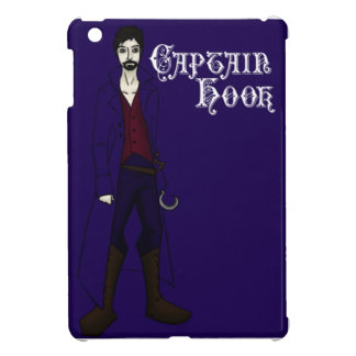 Once Upon a Time Captain Hook Sketch iPad Mini Case