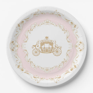 Once Upon a Time Carriage Plates