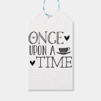once upon a time gift tags