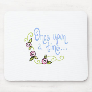 Once Upon A Time... Mousepads