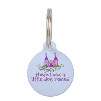 Once Upon a Time Pet ID Tag