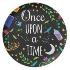 Once Upon a Time Plate