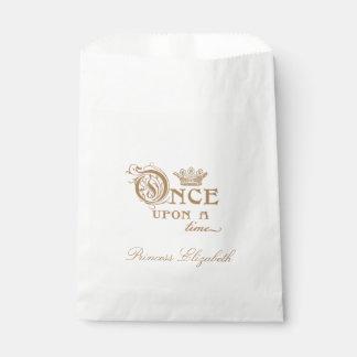 Once Upon a Time Princess Favor Bag