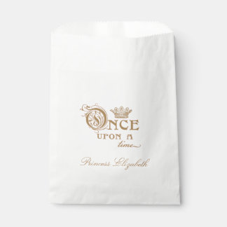 Once Upon a Time Princess Favour Bag