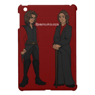 Once Upon a Time Rupelstilskin/Mr. Gold Sketch Case For The iPad Mini