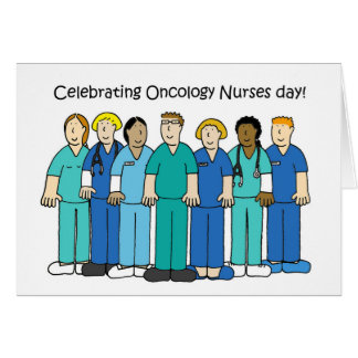 Oncology Nurses Day Card