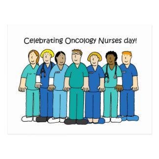 Oncology Nurses Day Postcard