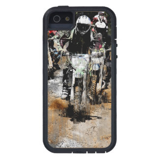 Oncoming! - Motocross Racer iPhone 5 Cover