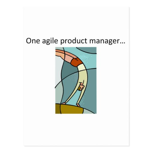 One Agile Product Manager... Post Cards