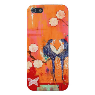 """""""One And Only"""" original Kathe Fraga painting iPhone 5 Case"""