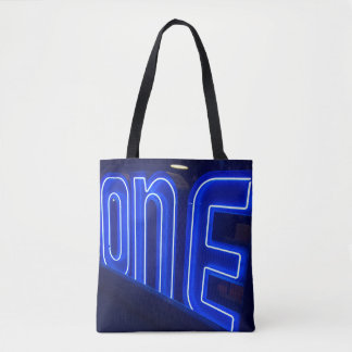One...and only tote bag