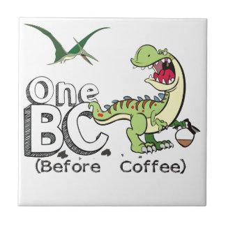 One B.C. Ceramic Tile