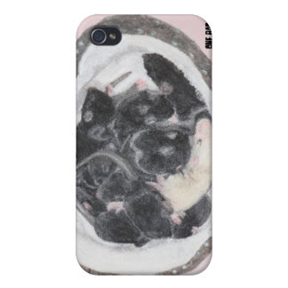 One Bad Apple iPhone 4 Covers