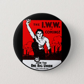 One Big Union - Button
