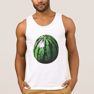 one big watermelon singlet