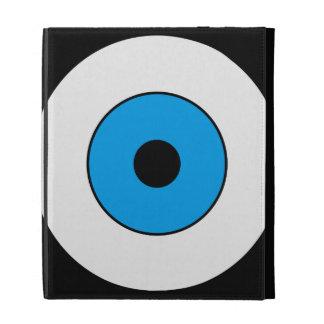 One Blue Eye iPad Folio Cover