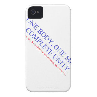 One Body. One Mind. Case-Mate iPhone 4 Cases