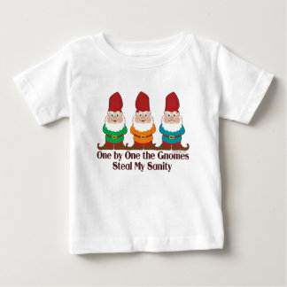 One By One The Gnomes Baby T-Shirt