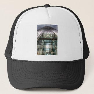 One Canada Square London Trucker Hat